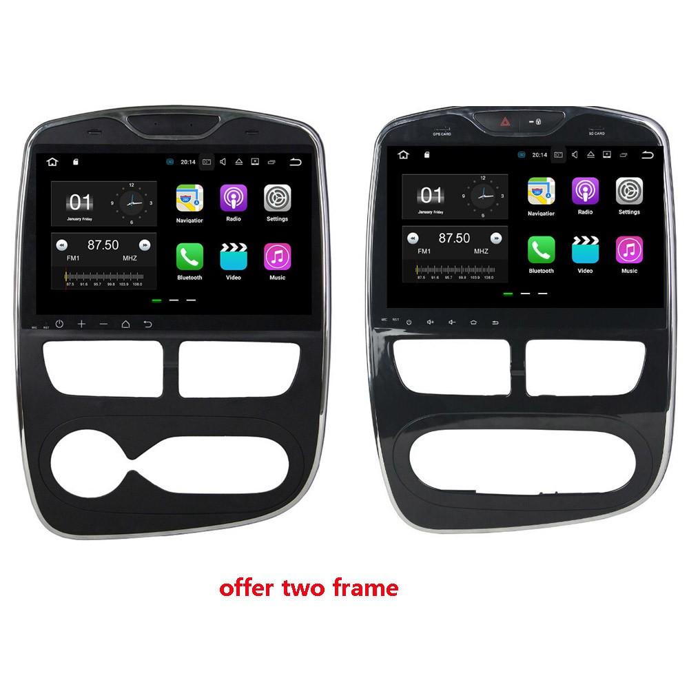autoradio android renault clio 4 gps 10 1 hd mirrorlink usb sd. Black Bedroom Furniture Sets. Home Design Ideas